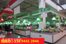 农贸市场摊铺 2万出售