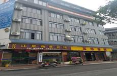 (已成交)广西河池市旅游之乡---环江县1100平临街酒店宾馆