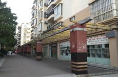 (已成交)恒大新城桂林银行旁多间100一400平一楼铺面