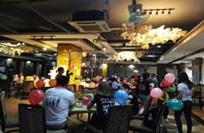 (已成交)台湾街小学对面台湾商业街500平餐厅铺面转让