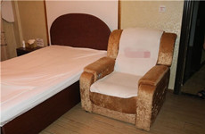 (已成交)桂雅路城市便捷酒店对面280平临街足浴按摩铺面