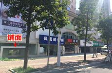 (已成交)民族大道凤岭北塞纳维拉花园500平临街铺面出租