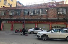 (已成交)西乡塘区安吉大塘村、幼儿园附近90平铺面招租