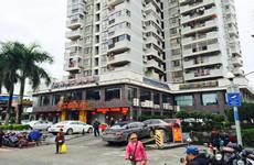 人民公园对面,双孖井市场旁550-5500平临街整栋楼、铺面