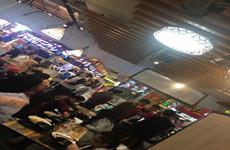 (已成交)悦荟广场食党万达影城附近56平美食铺面、档口转