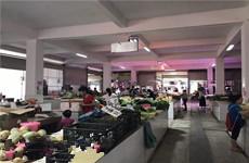 (已成交)明秀西路龙光水悦龙湾旁3-1300平菜市场多间摊位