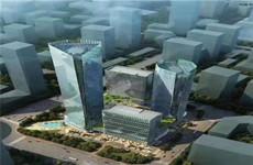 南宁市五象新区五象大道旁五象总部基地115-2000平写字楼出售