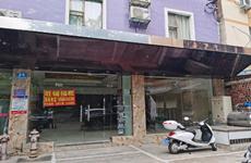 (已成交)江南区亭江路85平临街一楼双门面铺面招租