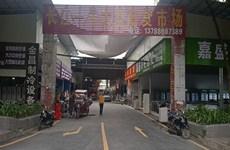 秀厢大道长江一号旧货市场少量50一300多平铺面、场地