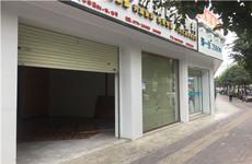 西乡塘市中心火车站旁多间40-70平一楼临街铺面招租