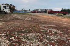 兴宁区昆仑大道附近交通学院昆仑校区旁50000平大型场地
