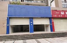 鹏飞路地铁站附近骋望领尚颂商业街一楼双门面105平铺面