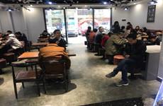 凤岭北商圈凤岭春天商业街157平粉店整体转让